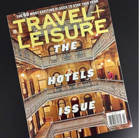 The Beekman on Travel + Leisure It List 2017