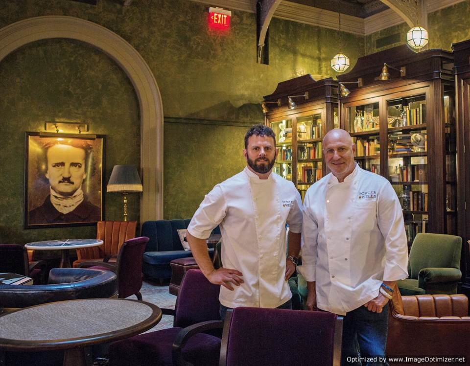 The most ambitious new raid on the old will be the Beekman hotel
